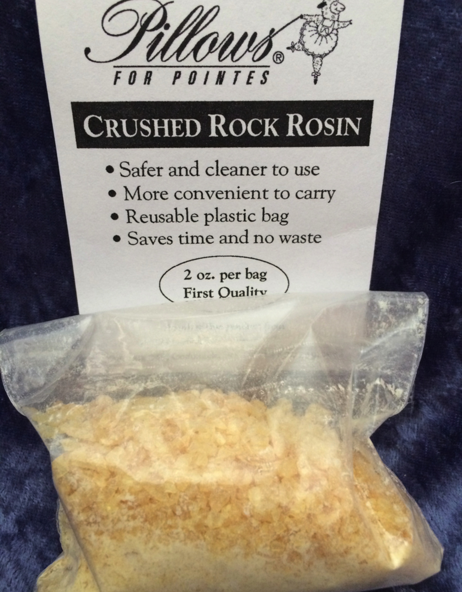Pillows For Pointe Pocket Rock Rosin 2 oz.