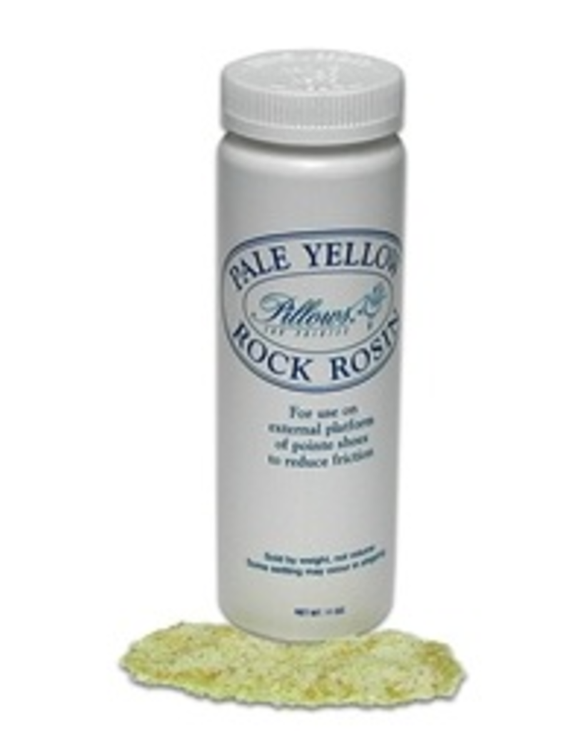 Pillows For Pointe PFP Rock Rosin Pale Yellow 11 oz.