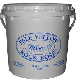 Pillows For Pointe PFP Rock Rosin Pale Yellow