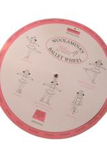 Pillows For Pointe PFP Ballet Wheel