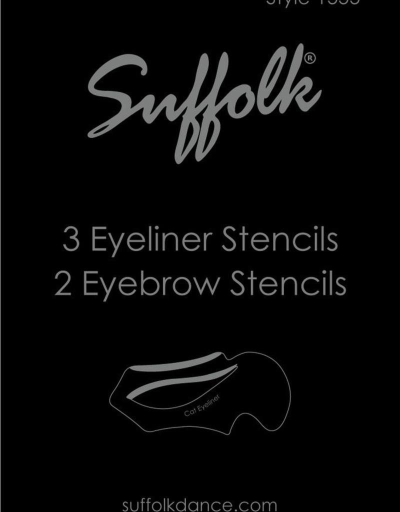 Suffolk S-1555 Eye Stencils