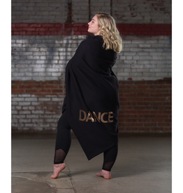 Soffee Dance Fleece Blanket