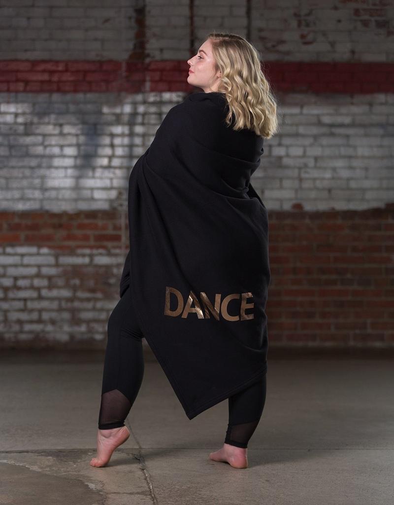 Soffee Dance Fleece Blanket
