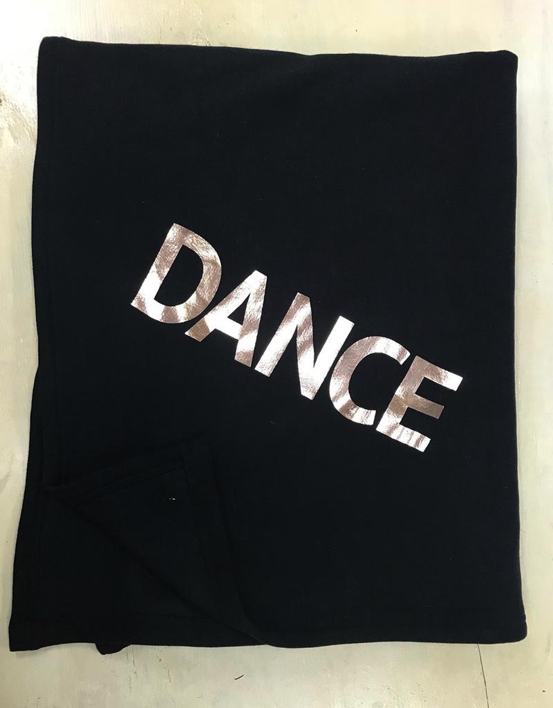 Dance Fleece Blanket