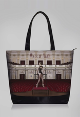 Wear Moi DIV102 Printed Large Tote Bag