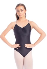 So Danca RDE-1904 Adult Shimmer Leotard with Lace (SMxSD)