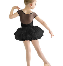 Bloch Cap Sleeve Tutu Dress CL5562
