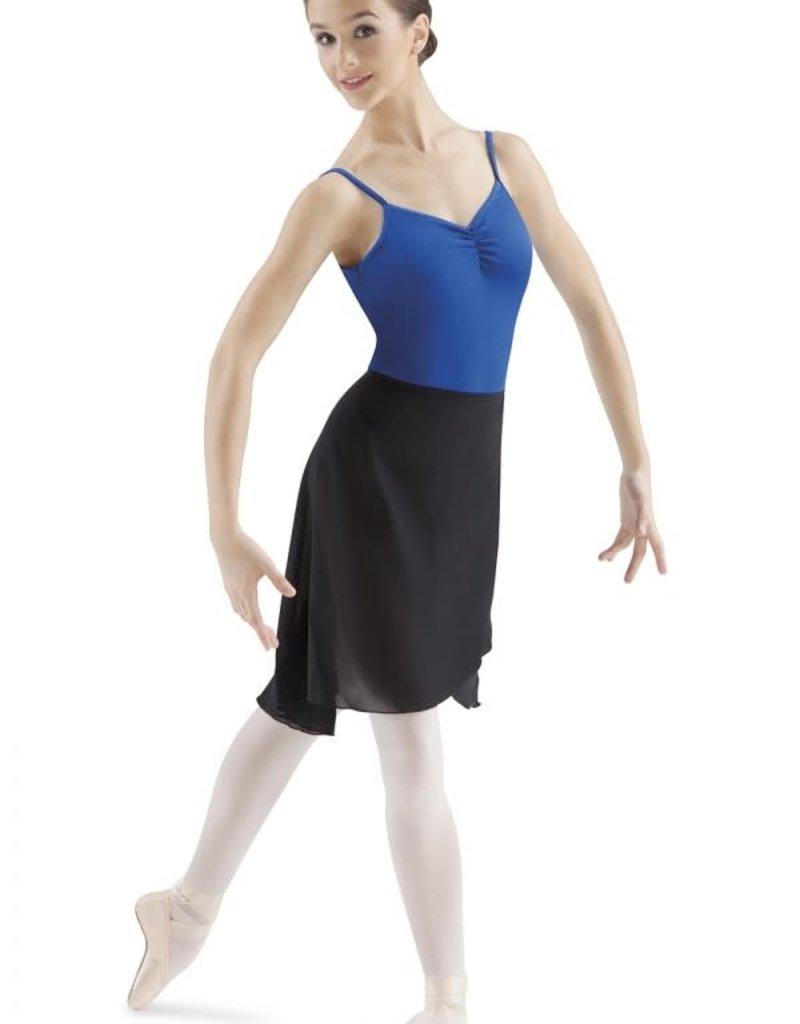 Bloch MS8 Long Georgette Wrap Skirt