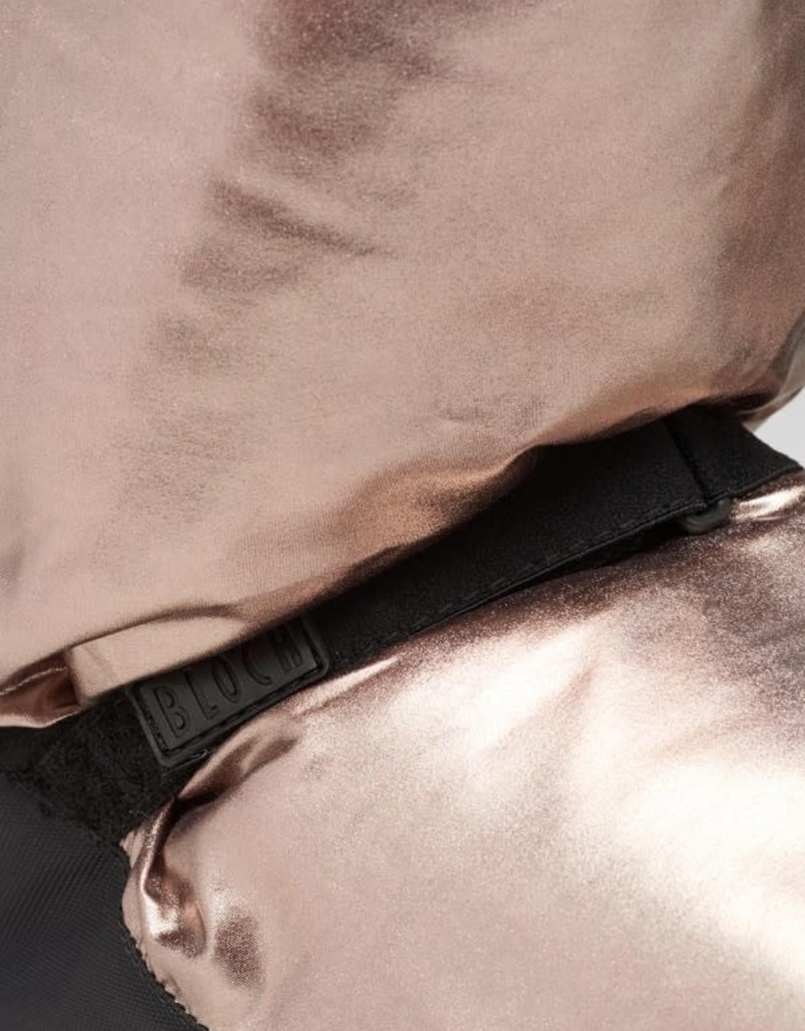 Bloch IM009MT Metallic Warm Up Booties