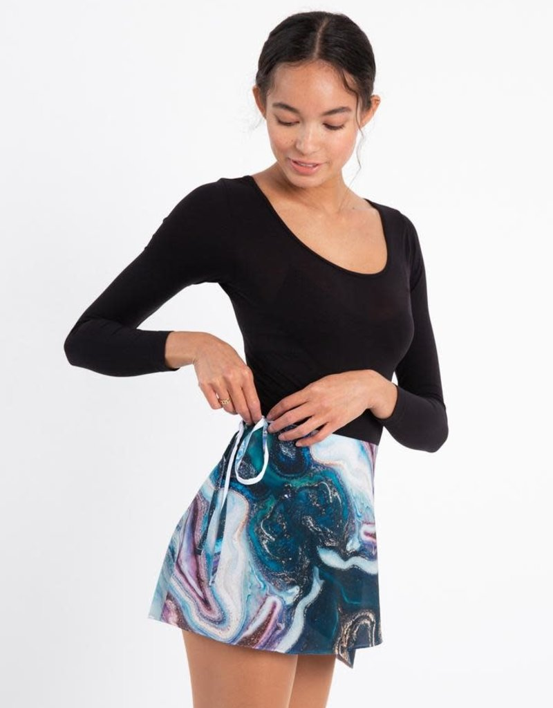 Minuet Colette Printed Skirt