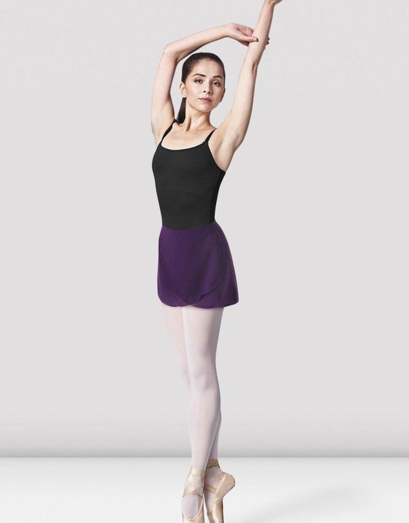 Bloch R9721 Georgette Wrap Skirt Adult