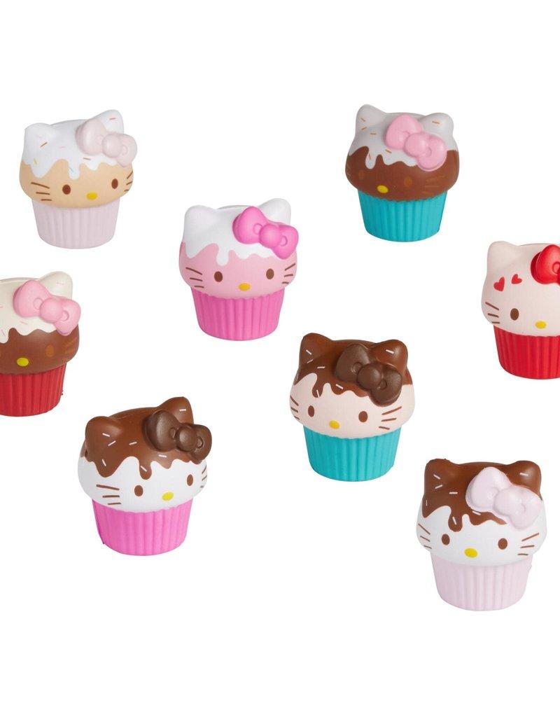 Hello Kitty Squishme Cupcake