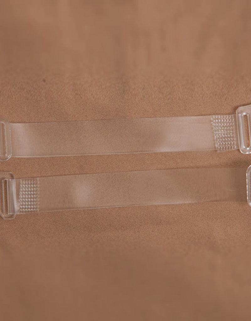 Eurotard Clear Adjustable Shoulder Replacement Straps