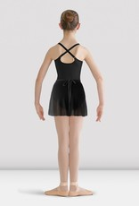Bloch CR9721 Georgette Wrap Skirt Youth