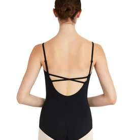 Capezio MC802W Adult Camisole Leotard with Built-In BraTek2™ Support