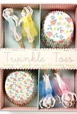 Meri Go Round Twinkle Toes Cupcake Kit