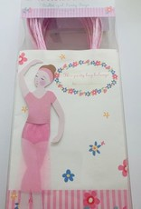 Meri Go Round Twinkle Toes Ballet Girl Party Bags