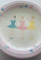 Meri Go Round Twinkle Toes Paper Plates
