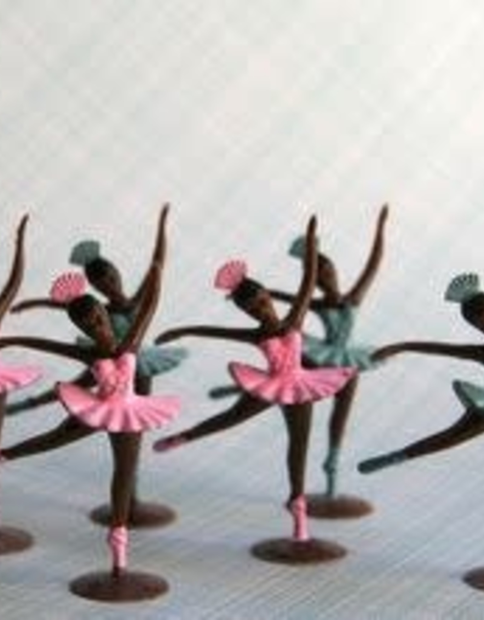 Twinkle Toes Cupcake Toppers