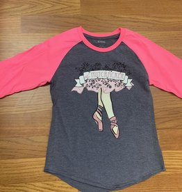 Nutcracker Baseball Tee