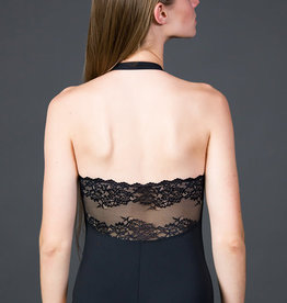 Suffolk Summer Halter with Lace Back 2243A