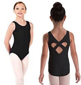 Motionwear 2786 Heart Back Leotard Youth