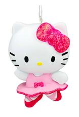 Hello Kitty Ballerina Christmas Ornament
