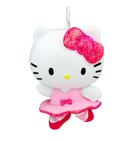 Hello Kitty Ballerina Christmas Ornament