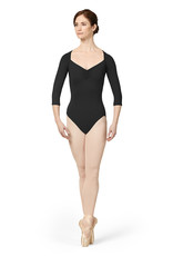 Bloch M1016TM Youth Mirella Vienna 3/4 Sleeve Leotard