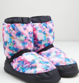 Bloch M009KP Kids Printed Warm Up Booties