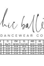 Chic Ballet The Brianna Leotard (CHIC102)