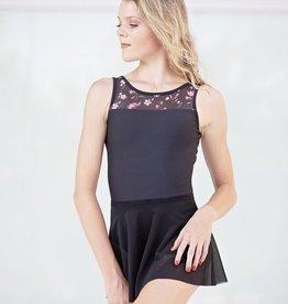 Chic Ballet The Emma Leotard Black (CHIC105-BLK)