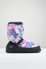 Bloch IM009P-21 Warm Up Booties in NEW Limited Edition Prints