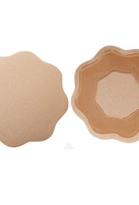 Eurotard JE98 - Reusable Foam Modesty Petals Nipple Cover