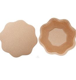 Eurotard JE98 - Reusable Foam Modesty Petals Nipple Cover