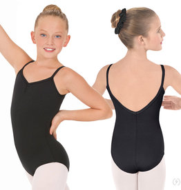 Eurotard 44527C Pinch Front Camisole Leotard Youth