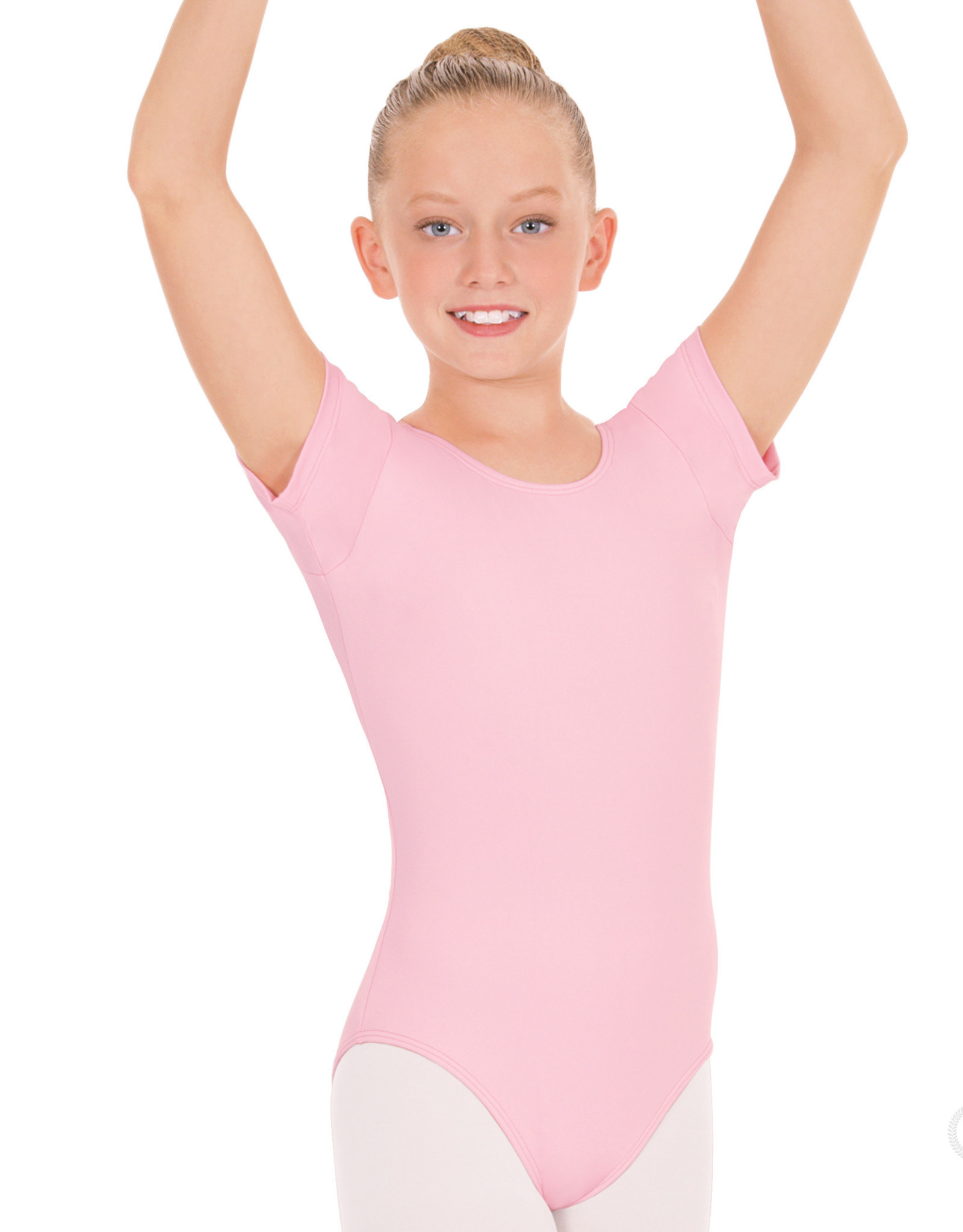 Eurotard 44475C Short Sleeve Leotard Youth