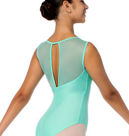 So Danca SL127 Gem Wide Mesh Strap Leotard Adult