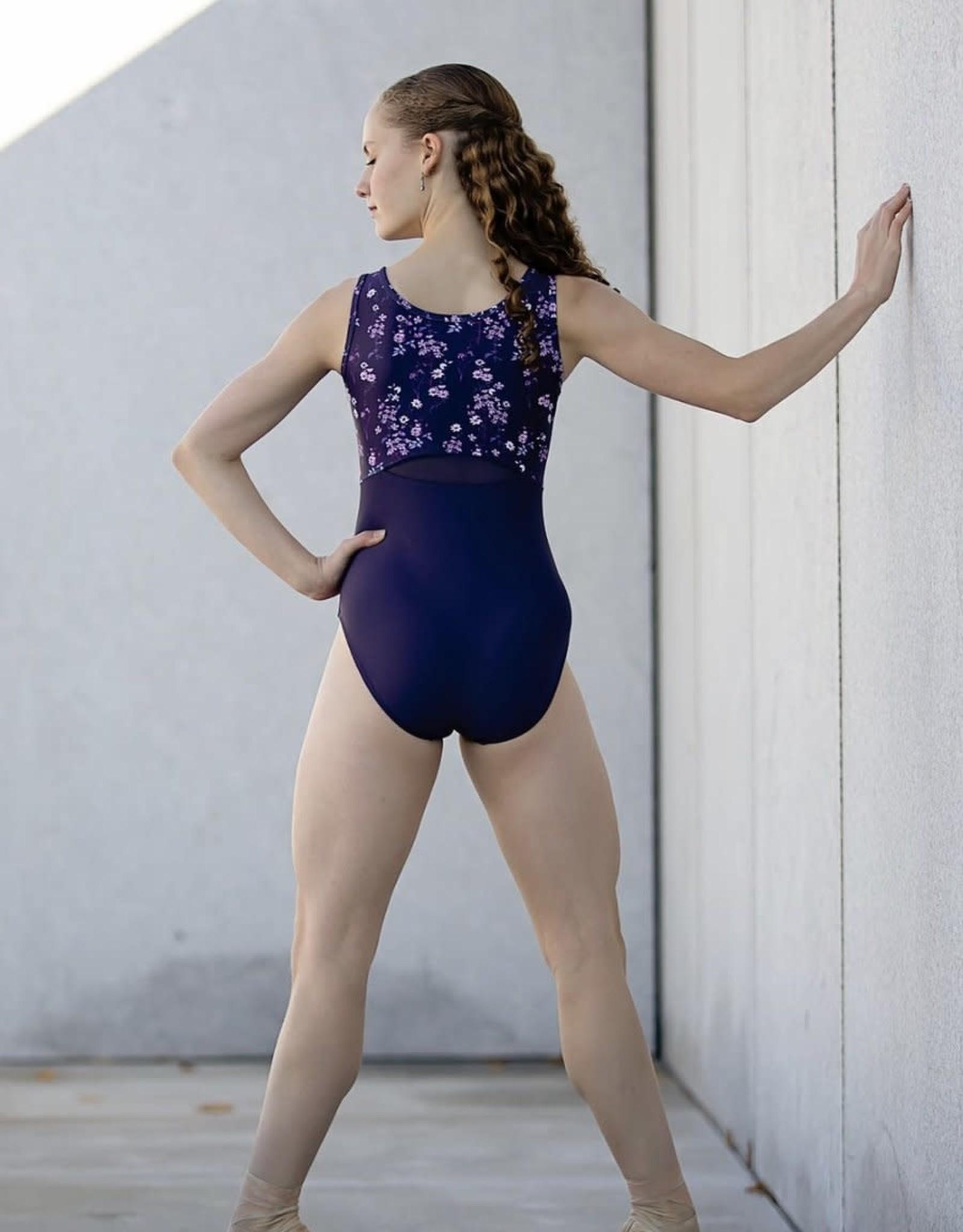 Chic Ballet The Juliette Leotard  Bouquet of Dreams (CHIC110-BOD)