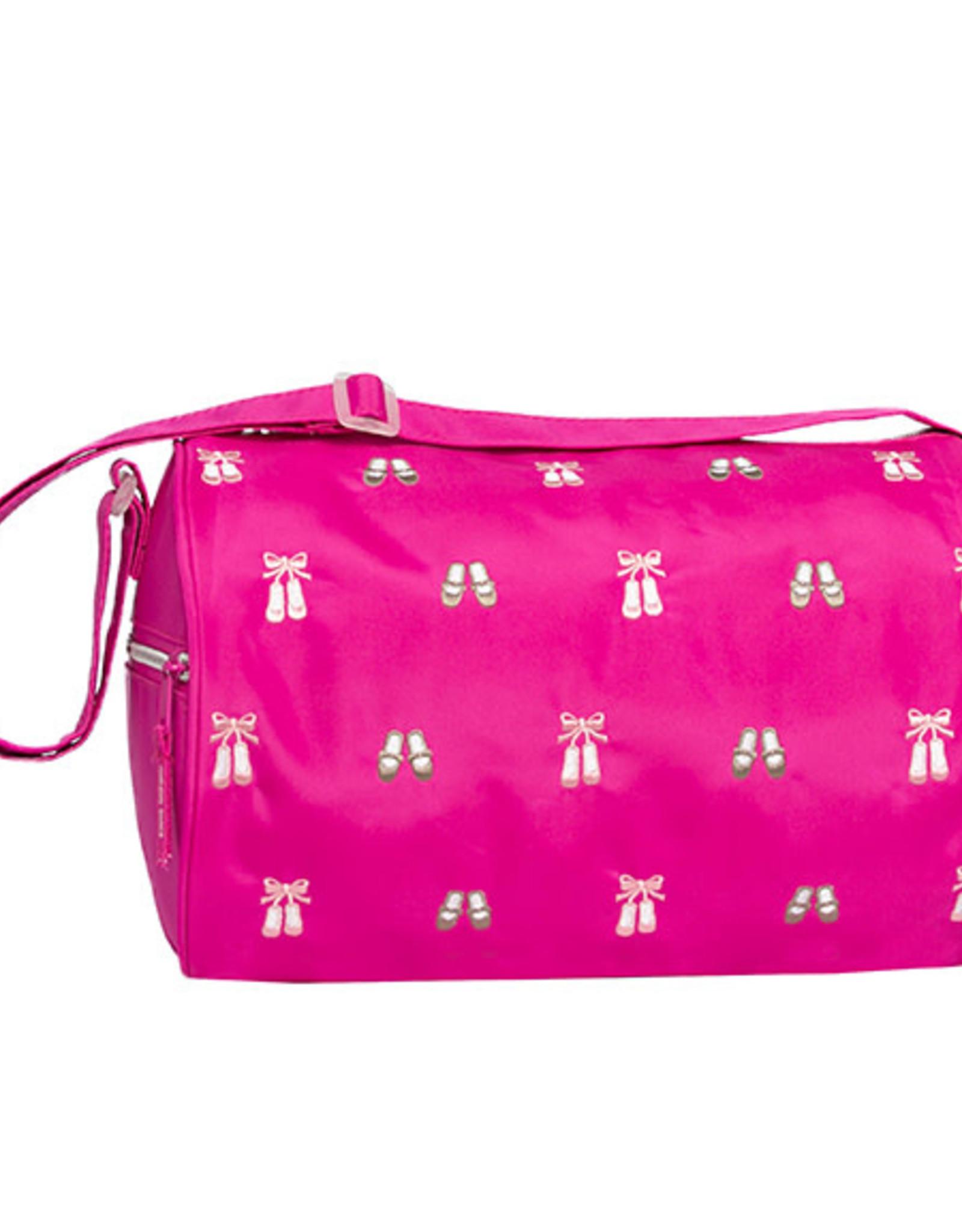 Horizon 5603 Daisy Duffel- Pink