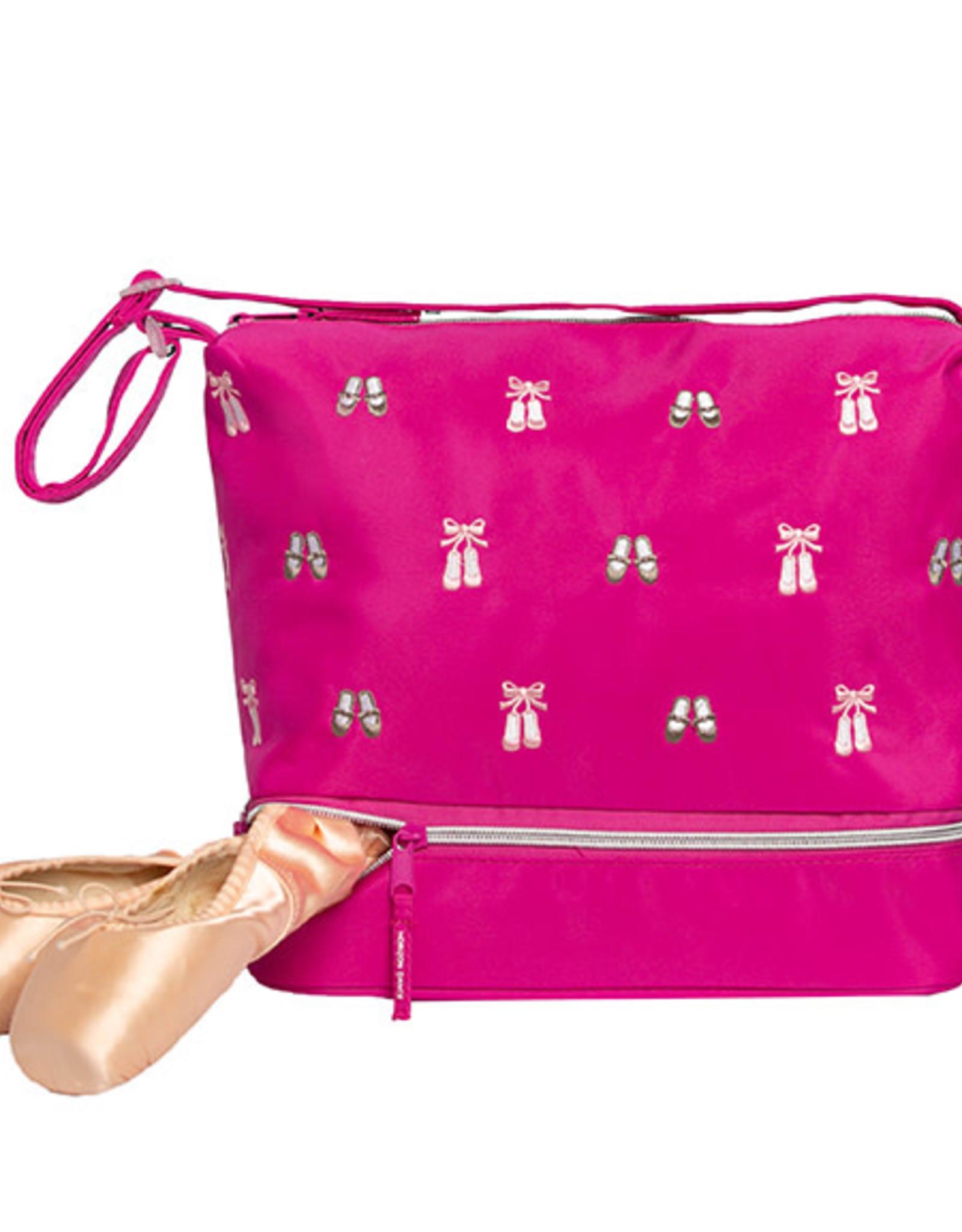 Horizon 5604- Daisy Gear Tote- pink