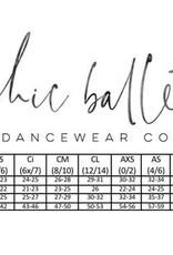 Chic Ballet The Isabella Leotard Dreamy Night (CHIC109-DRN)
