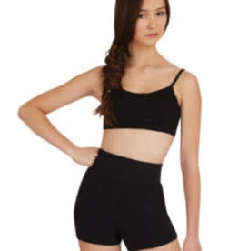 Capezio TB131C High Waisted Shorts Youth