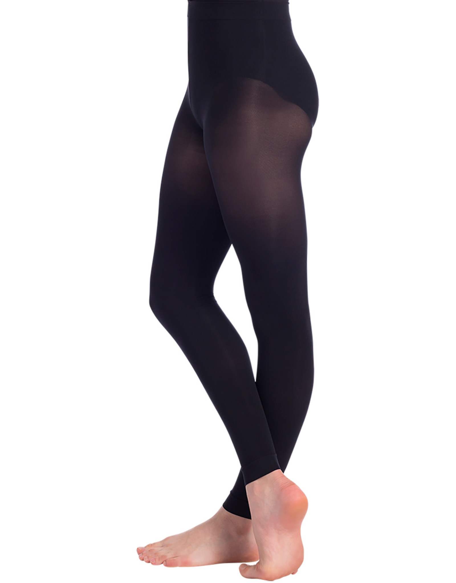 So Danca TS70 Black Footless Tight