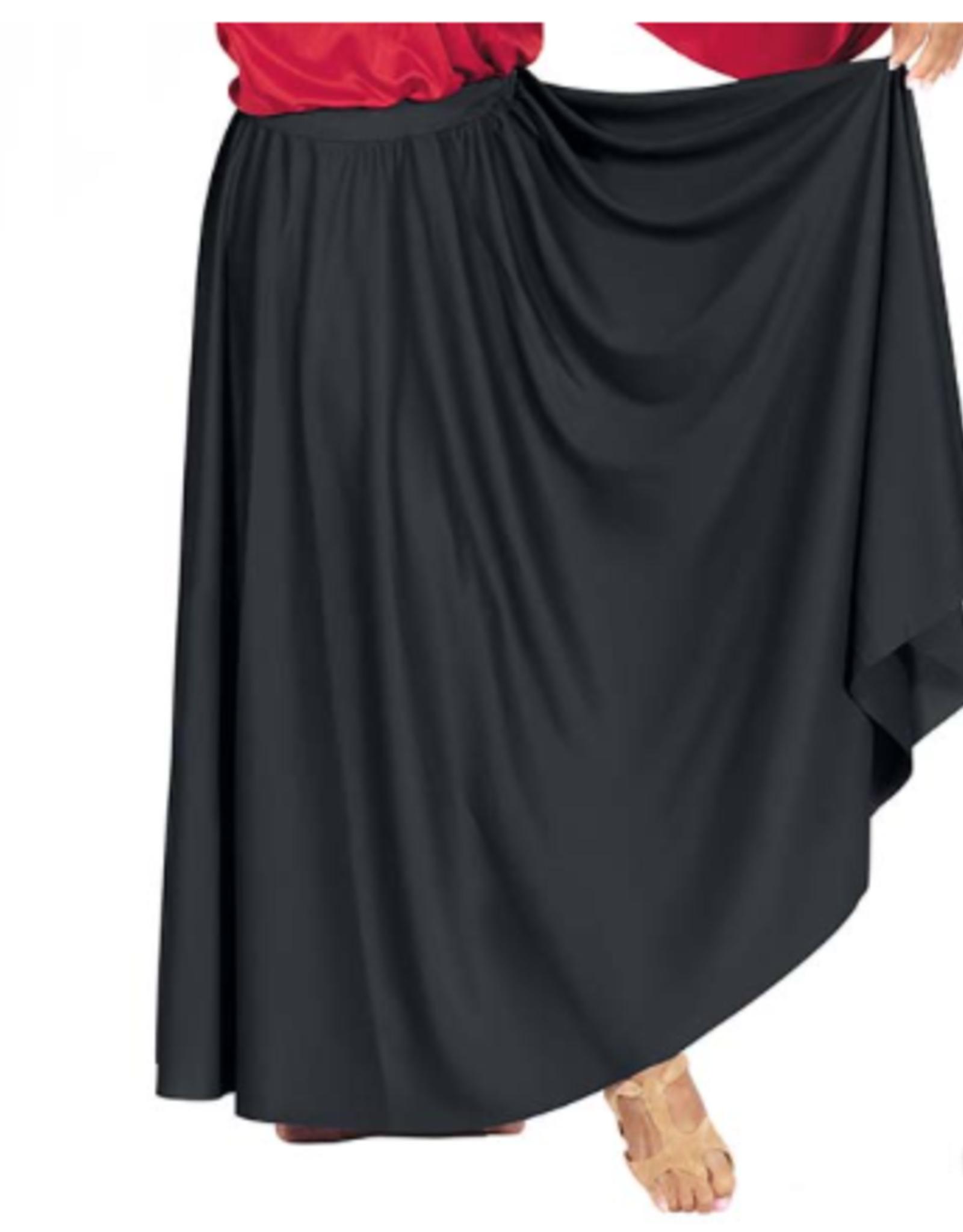 Eurotard E-13778 Circle Skirt Adult
