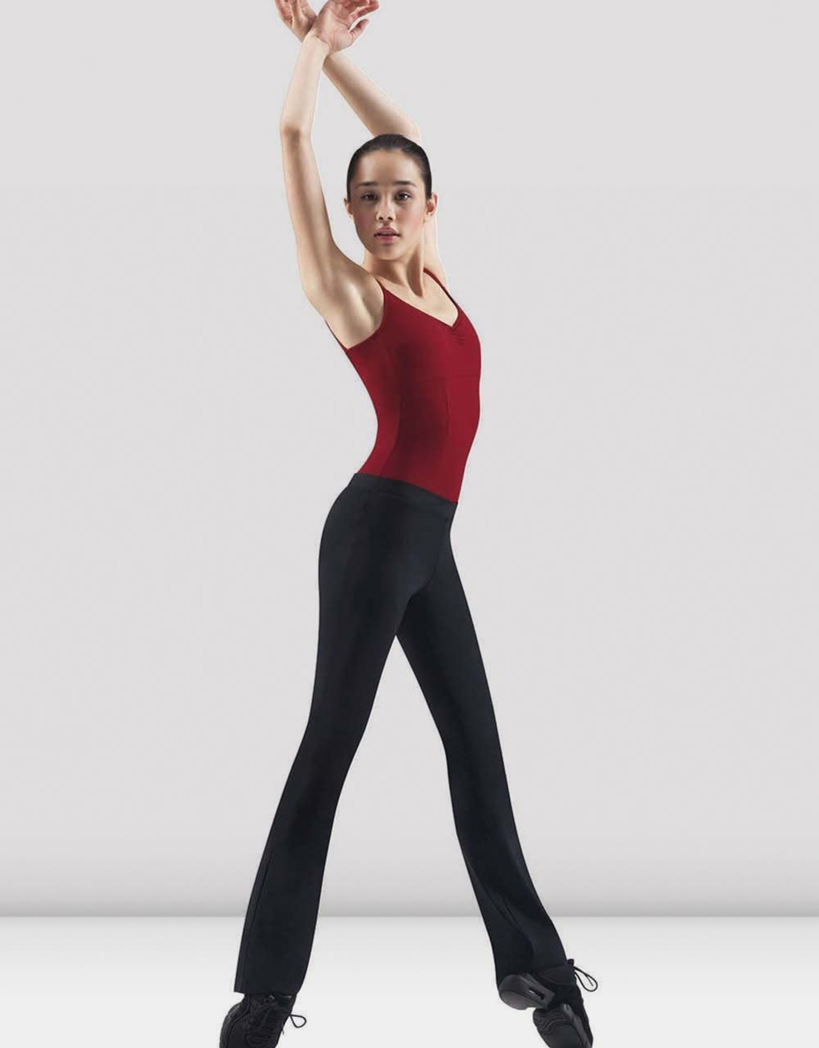Bloch P1548R V Front Bootleg Pant Adult