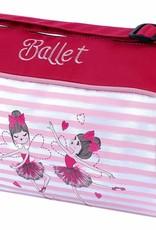 Sassi Designs OPT-02 On Pointe Ballerina Tote