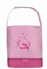 Sassi Designs BAL-05 Ballerina Tote in Pink