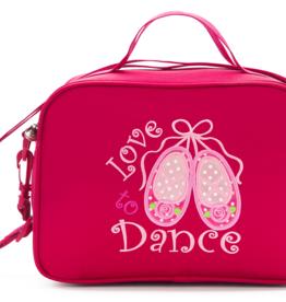 Sassi Designs L2D-12 Love 2 Dance Square Tote