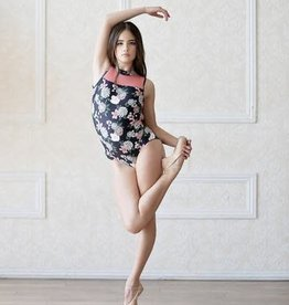 Chic Ballet The Gisselle Leotard Tropical Summer (CHIC107-TRS)